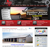 Arlington Texas Transmission Shop